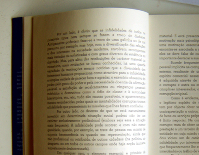 Book Essay about corruption Alberto Ramalho Fontes