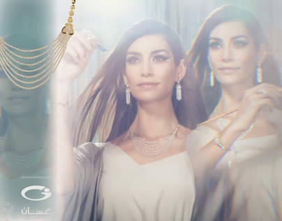 ghassan jewellery advertisement campaign