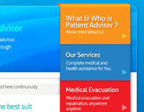 Patient Adviser Website