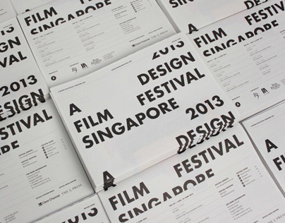 Guide to A Design Film Festival 2013