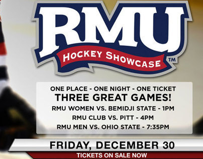 RMU Hockey Showcase