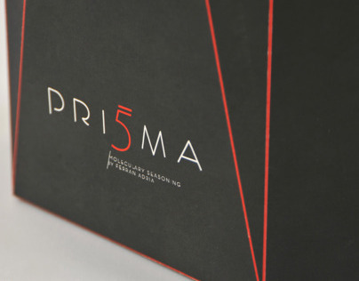 Prisma - Moleculary Seasoning Packaging