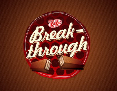 Kit Kat: BREAKthrough (Print)