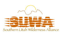 SUWA - A logo for Southern Utah Wilderness Association