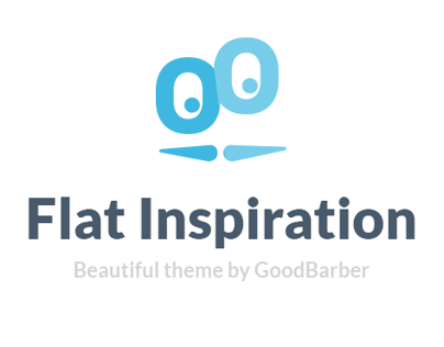 GoodBarber Theme : One Flat