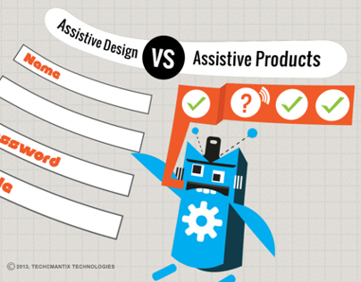 Creating Accessible websites: Assistive Products vs Ass