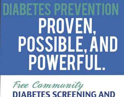 Diabetes Prevention Campaign