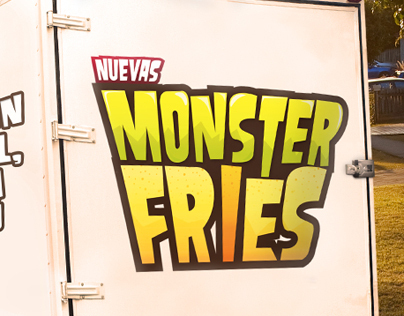 Campaña Monster Fries