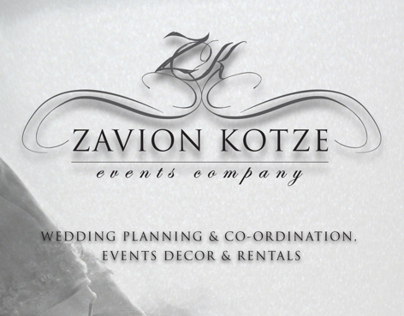 Zavion Kotze Events Company