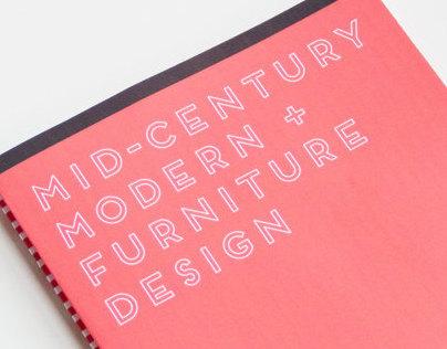 Mid-Century Modern Furniture Infographic