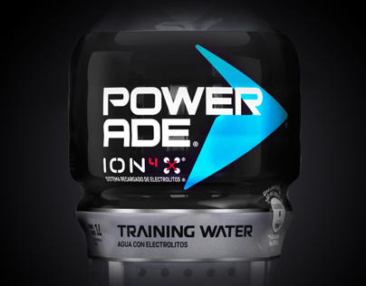 Powerade Training Water