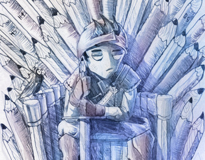 Game of Pencils