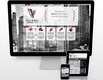 ValorBiz Website