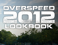 OVERSPEED 2012 Lookbook