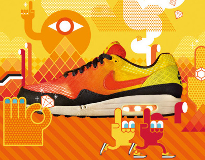 Nike Air Max Sunset Collection