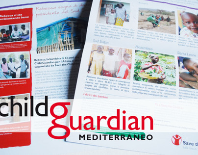 Child Guardian 2012 MFStudio for Save the Children