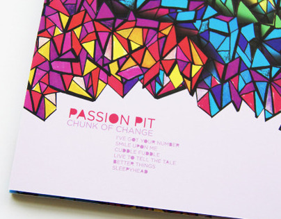 Passion Pit Album