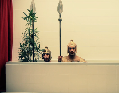 Short films in the bath