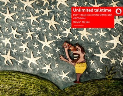 Counting Stars ( Unlimited Talk Time by Vodafone )