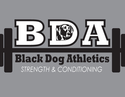 BDA Logo and Shirt Design
