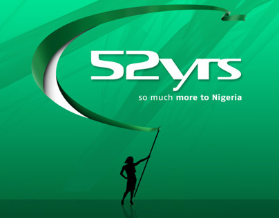 Celebrating Nigerias 52 years of Independence