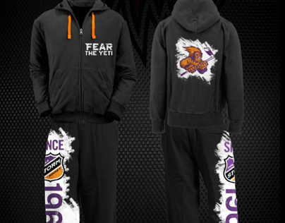 Minneapolis Storm Hockey Apparel