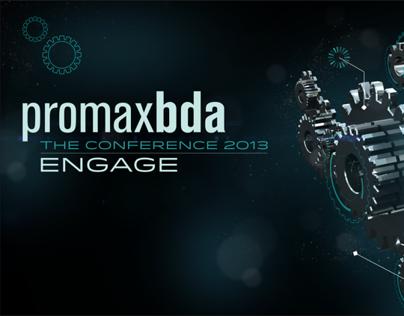 PromaxBDA: The Conference 2013