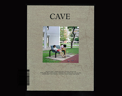 Cave Magazine, Singapore Contem. Art & Design Journal