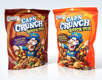 Capn Crunch Snack Mix