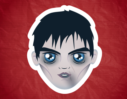 WARM BODIES (R) illustration by GUTURO