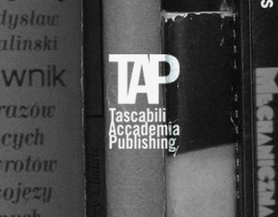 TAP - Tascabili Accademia Publishing | Book Design |