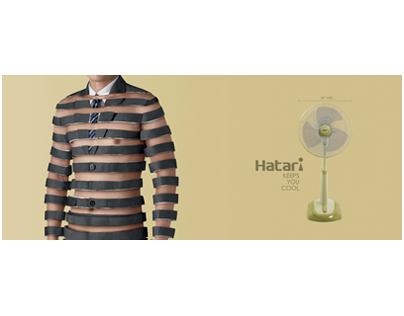 Hatari Ventilation Campaign