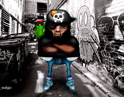 The Fat Urban Pirate
