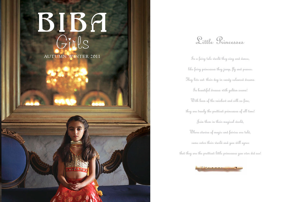 BIBA Little Princesses