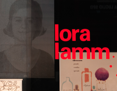 Lora Lamm Exhibition