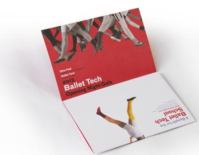 Ballet Tech 2013 Gala