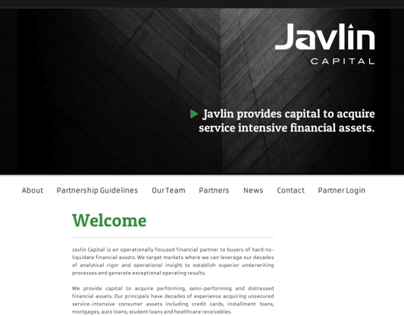 Javlin Capital: Website