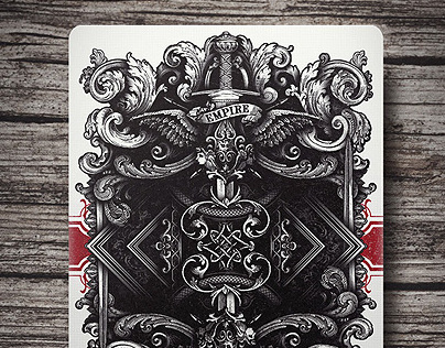 Empire Playing Cards (Kickstarter) by Lee McKenzie