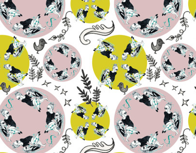 Double Ladies // Pattern