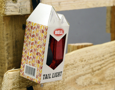 Bell Helmets Eco Packaging