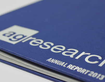 AgResearch Annual Report