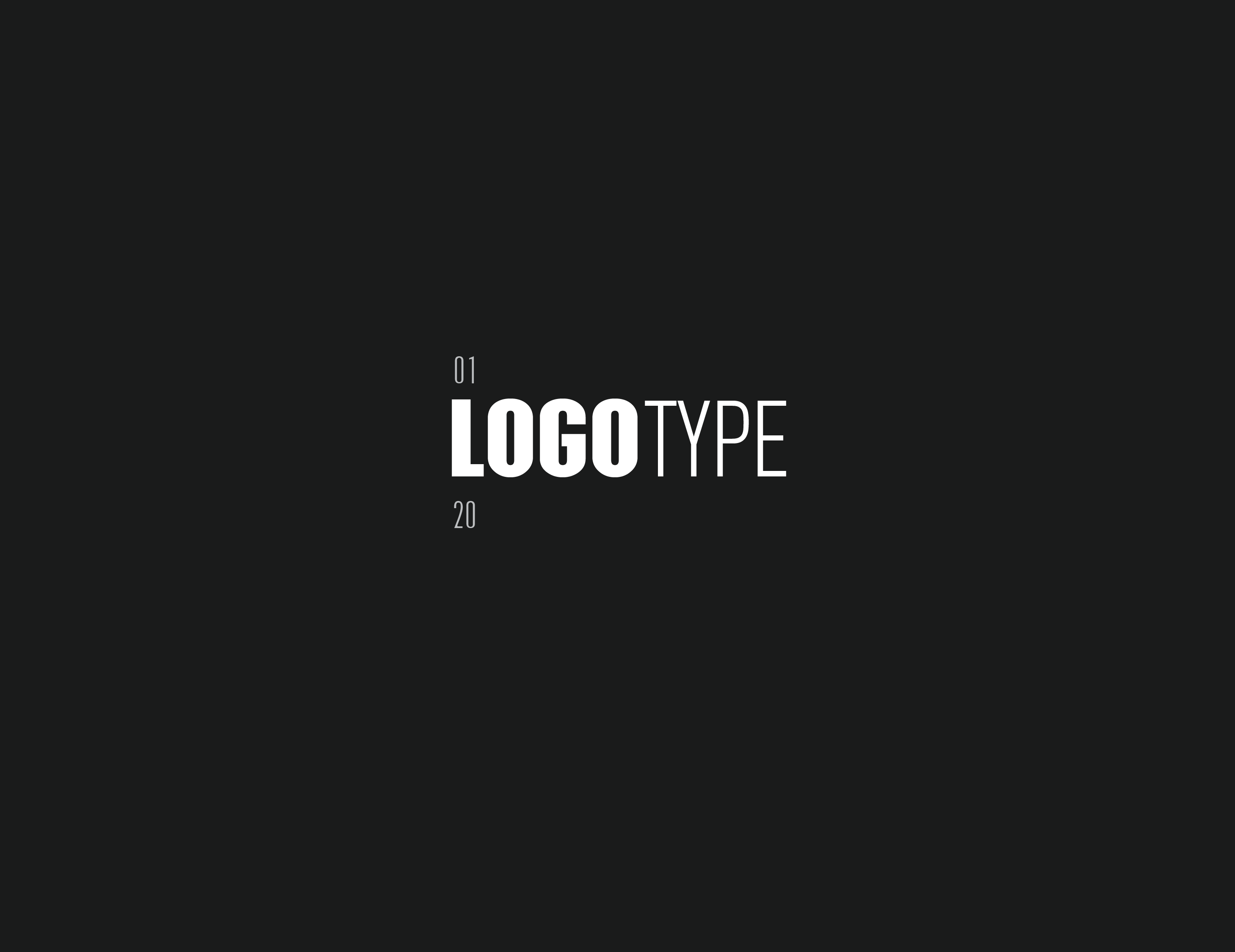 Logotype & Visual Identity