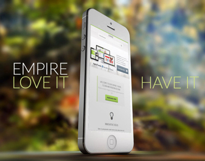 Empire - Responsive Multi-Purpose Theme