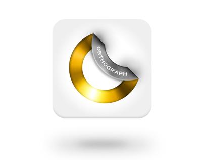 ORTHOGRAPH - ipad app design, interface design, website