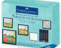 Faber-Castell Create Your Own Art Package Designs