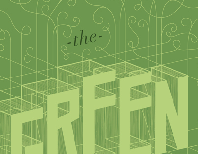 The Green Issue magazine cover