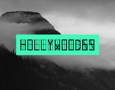 Hollywood 69 - font