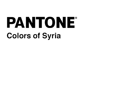 Colors of Syria