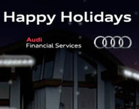 Audi Holiday Video