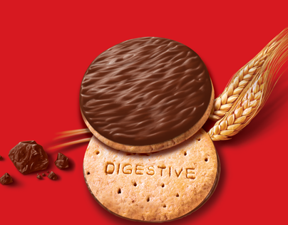 KATAKIT Digestive Choco packaging